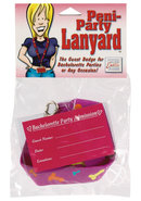 Peni Party Lanyard(disc)