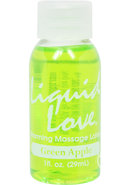 Liquid Love 1oz Green Apple(disc)