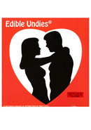 Edible Undies 3pc Straw/choc(disc)