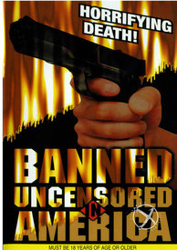 Banned and Uncensord In America (disc)