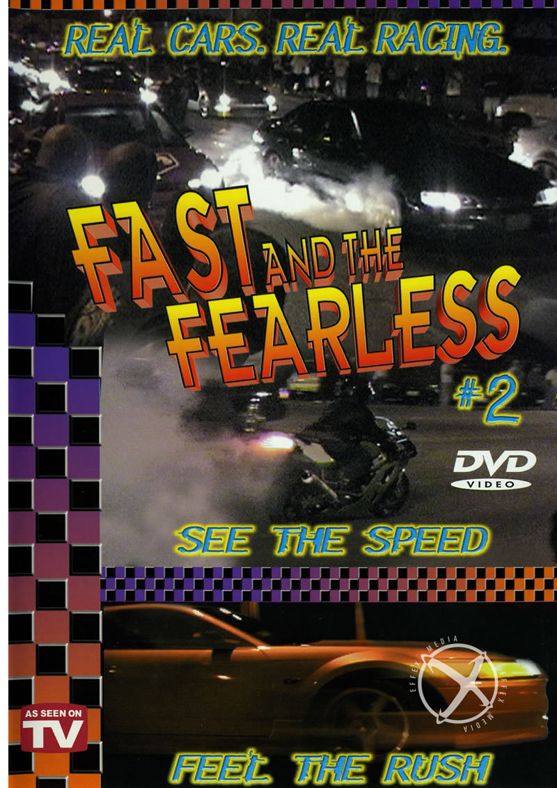 Fast And Fearless 02 (disc)